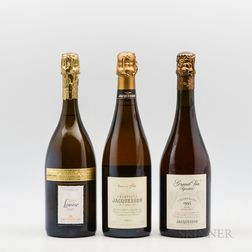 Mixed Champagne, 3 bottles