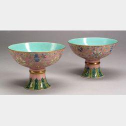Pair of Stem Cups