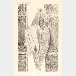 Max Ernst (German, 1891-1976)      Histoire Naturelle