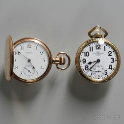 Two Ball Gold-filled Watches