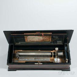 Mermod Freres Sublime Harmony Cylinder Musical Box