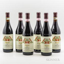 Vietti Barolo Lazzarito, 6 bottles