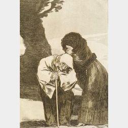 Francisco Jose de Goya y Lucientes  (Spanish, 1746-1828)  Chiton