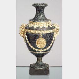 Palmer Porphyry Vase