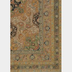 Anglo-American School, 19th/20th Century      Study of a Persian Rug Design, Probably Tabriz