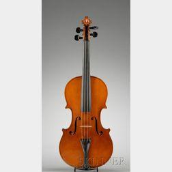 Modern Italian Violin, Giovanni Pallaver, Verona, 1957