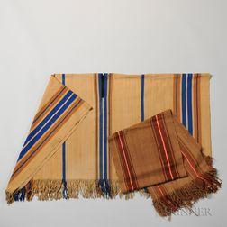 Two Aymara Weavings