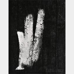Aaron Siskind (American, 1903-1991)      Chicago 54