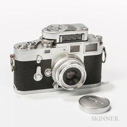 Leica M3 Double Stroke with Summaron Lens