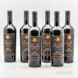 Il Poggione Brunello di Montalcino Riserva Vigna Paganelli 2007, 6 bottles