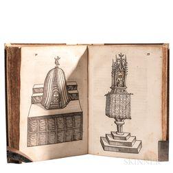 Müller, Jacob (fl. circa 1590) Ornatus Ecclesiasticus/Kirchengeschmuck.