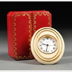 Cartier Boudoir Clock