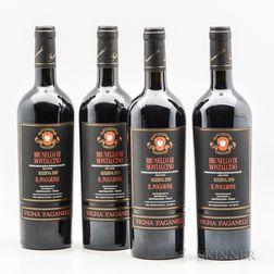 Il Poggione Brunello di Montalcino Riserva Vigna Paganelli 2010, 4 bottles