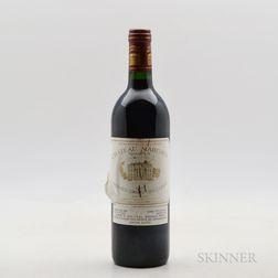 Chateau Margaux 1986, 1 bottle