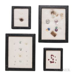 Group of Unmounted Gemstones and Specimen Stones