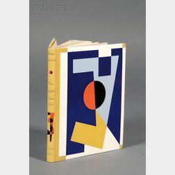 Joan Miró, illustrator (Spanish, 1893-1983)      La Bague D'Aurore