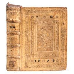 Julius, Braunschweig-Wolfenbuttel Herzog (1528-1589) Kirchenordnung unnser, von Gottes Genaden, Julij Hertzogen zu Braunschweig und Lün