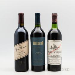 Mixed Reds, 3 bottles