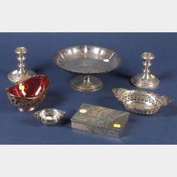 Twelve American Sterling Tablewares