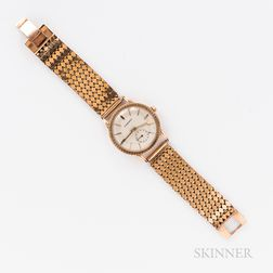 Longines 14kt Rose Gold Wristwatch
