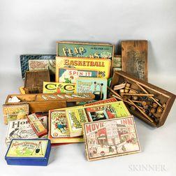 Twenty-one Vintage Games