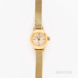 Cortebert 18kt Gold Wristwatch