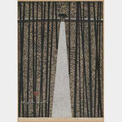 Kiyoshi Saito (Japanese, 1907-1997)      Way Nara