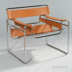 Wassily-style Chair