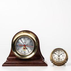 Two Chelsea Clocks