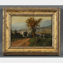 William Baptiste Baird (Illinois, France, and United Kingdom, 1847-1917)      North Conway, New Hampshire.