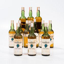 Muirheads Blended Scotch, 12 quart bottles