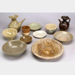 Eleven Early Ceramics