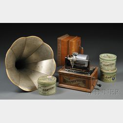 Columbia Graphophone Cylinder Phonograph
