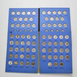 Complete Set of Roosevelt Dimes