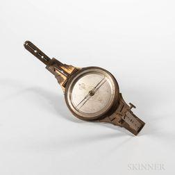 Andrew Meneely's Sons Vernier Compass No. 5112
