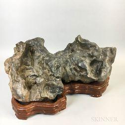 Qixia Scholar's Rock
