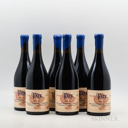 Pax Syrah Walker Vine Hill Vineyard 2005, 6 bottles