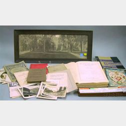 Group of Miscellaneous Ephemera and Collectibles