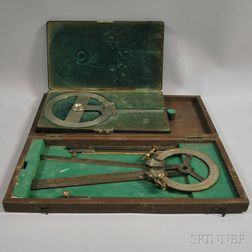 Two Drafting Instruments