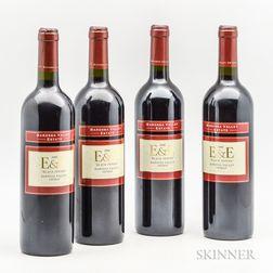 Barossa Valley Estate E&E Black Pepper Shiraz 2000, 4 bottles