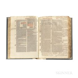 Boniface VIII (1294-1303) Sexti Libri Decretalium in Concilio Lugdunensi.