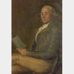 After Francisco de Goya y Lucientes (Spanish, 1746-1828)  Sebastian Martinez