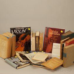 Twenty-four Violin-related Titles