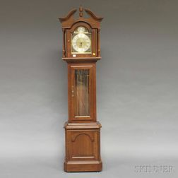 "Ethan Allen ""Tempus Fugit"" Grandfather Floor Clock"