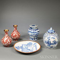 Five Miscellaneous Vessels