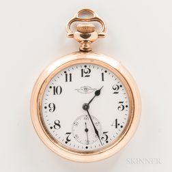 Ball Watch Co. Official Railroad Standard Open-face Watch
