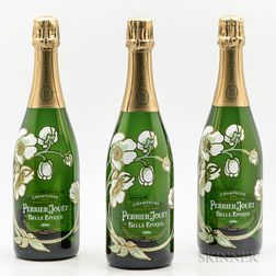 Perrier Jouet Belle Epoque 2006, 3 bottles