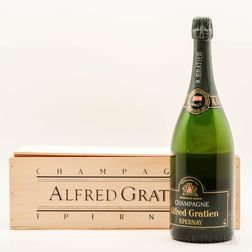 Alfred Gratien Champagne Brut 1979, 1 magnum (owc)