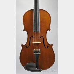 German Violin, c. 1920