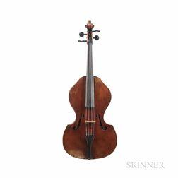 German Viola or Violotta, Attributed to Alfred Stelzner, c. 1900